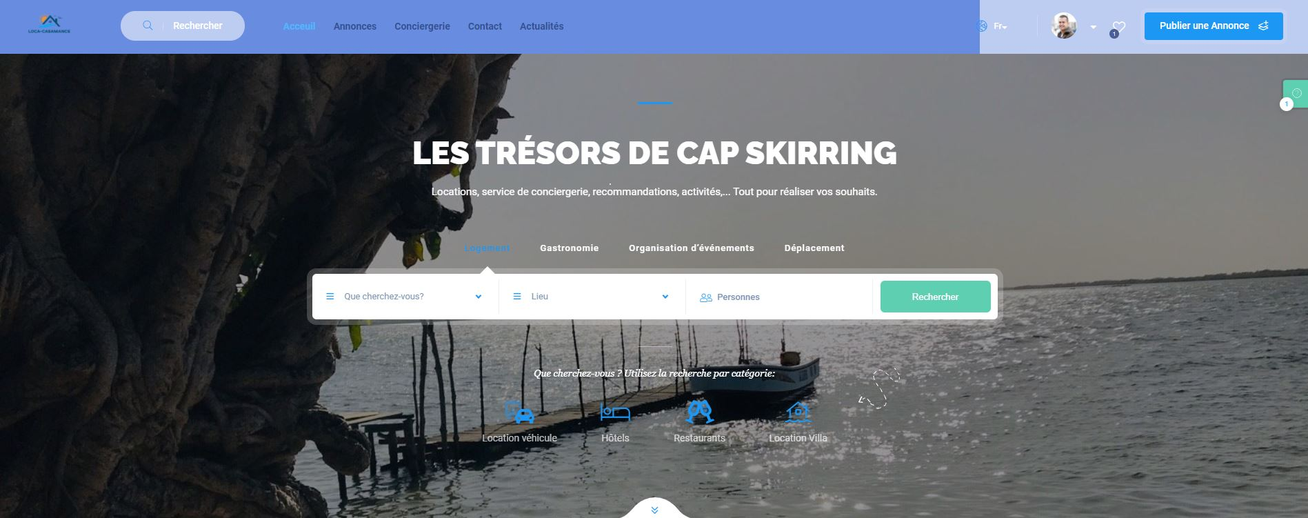 Loca-Casamance Home Page